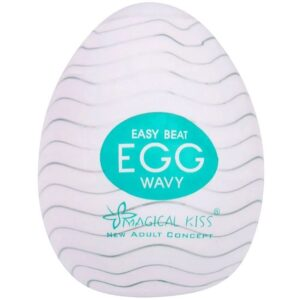 Magical Kiss Egg Wavy | Masturbador