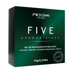 Gel prolongador Five Aphrodisiacs