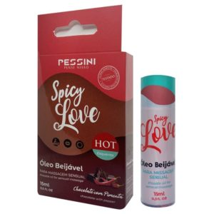 Spicy Love Hot – Gel Beijável